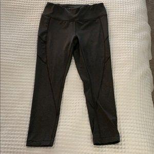 Reebok gray leggings